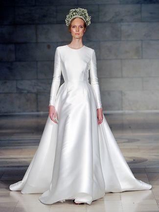 26+ Reem acra wedding dress information