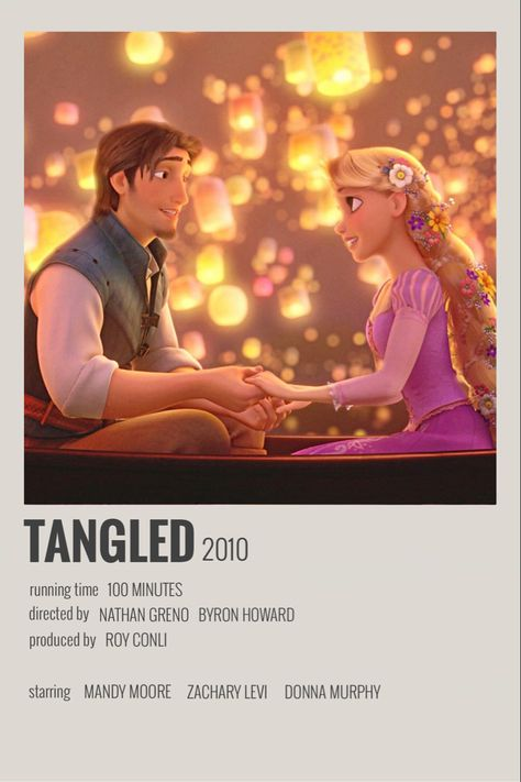 Tangled by Megan