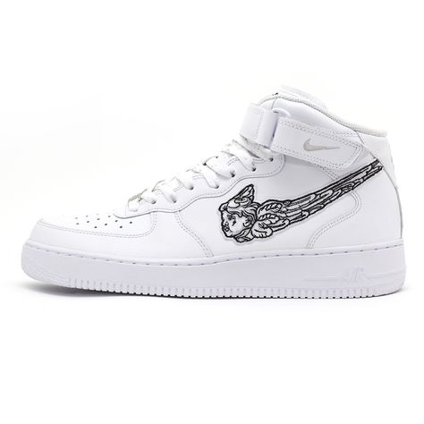 f0a317b0e05d1 Custom Shoes Nike Air Force 1 One // Adidas Vans Jordan Converse ...