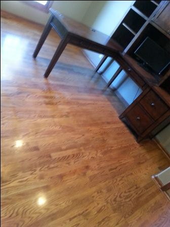Cleaning Service After Remodel