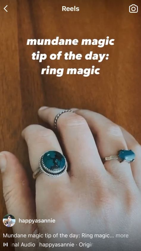 Ring Magic: Meaning of Different Ring Fingers