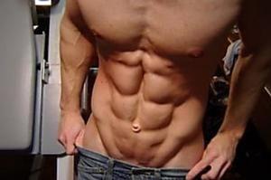 esercizi per bruciare uomini grassi addominali laterali