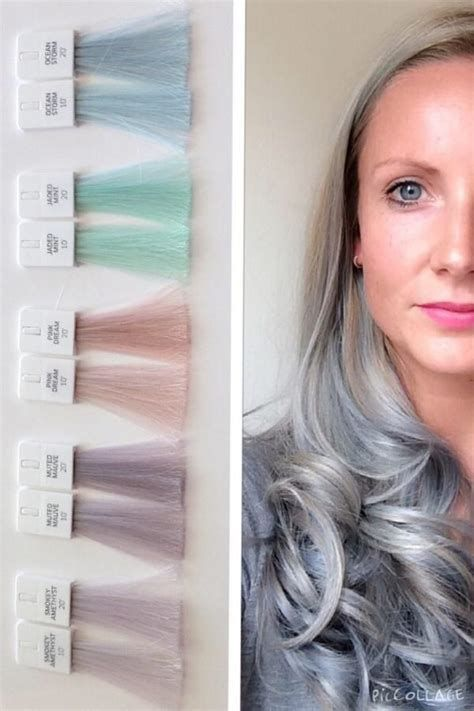Instamatic Wella Pink Dream 10 Not Shown On Model Toner For Blonde Hair Hair Color Pastel Hair Inspiration Color