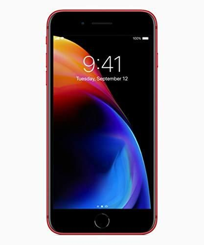 Apple Iphone 8 Plus Fully Unlocked 64gb Red Refurbished Apple Iphone Iphone 8 Plus Iphone 8