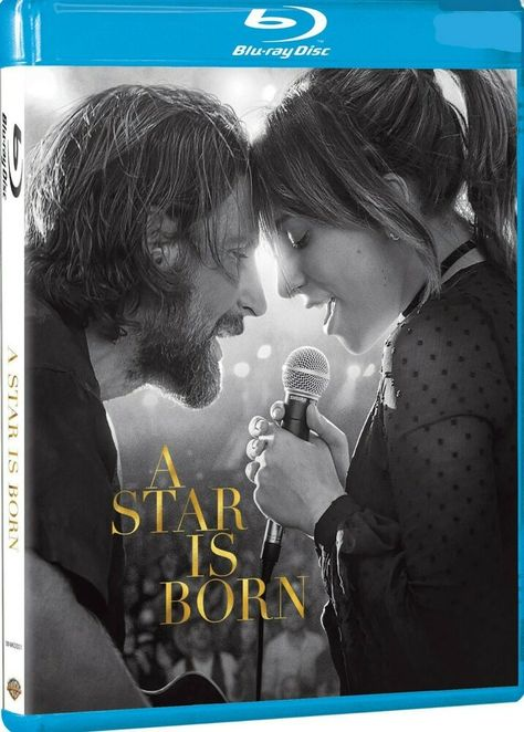 Details About A Star Is Born 2018 Blu Ray All Region 0 A B C