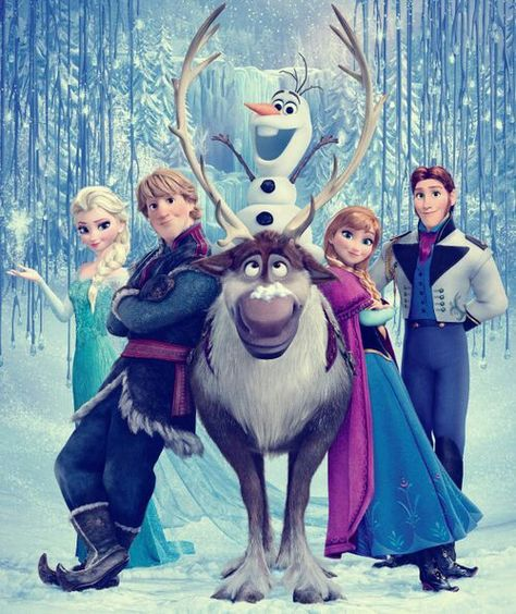 I'M SO EXCITED!! I just realized Anna and Elsa are the next official Disney princesses and they're SISTERS!! THIS IS GREAT.