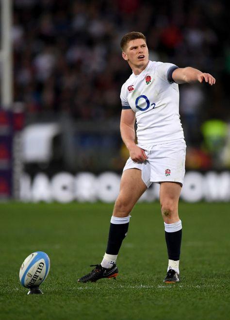 Footy Players: Owen Farrell of England