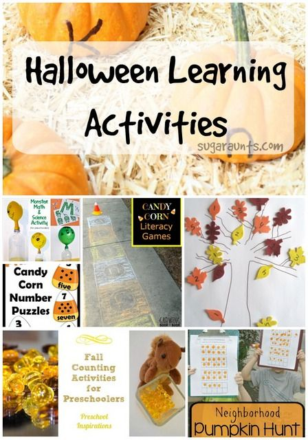 17 Best images about Home Ed- Halloween ideas on Pinterest | Fun ...