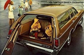 Photos From The 60s Prove That Station Wagons Were The Coolest Cars Ever