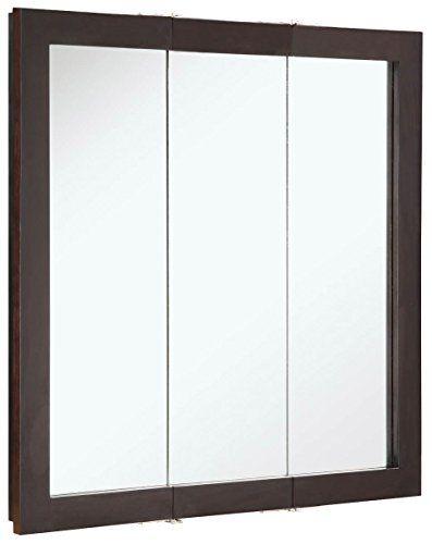 Design House 541342 Ventura Tri View Medicine Cabinet Es Https Www Amazon Com Dp B004i691v6 Ref Cm Medicine Cabinet Mirror Flush Door Design Door Design