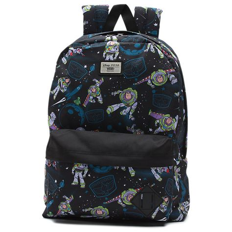 ceb5aa4463 Vans x Disney, Old Skool II Backpack - Donald Duck | Disney! | Backpacks, Vans  backpack, Disney vans