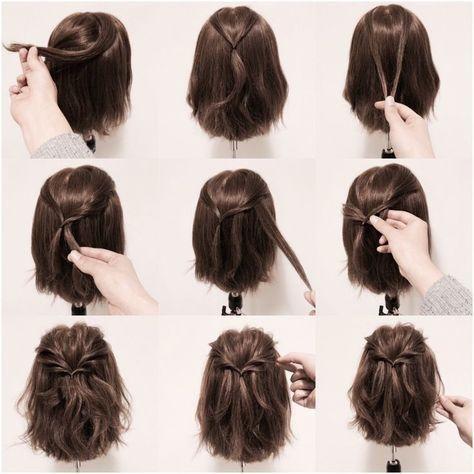 30 Kommunionsfrisuren Die Spuren Im Gedachtnis Der Kinder Hinterlassen Frisurentrends Zenideen Schone Frisuren Kurze Haare Zopf Kurze Haare Geflochtene Frisuren