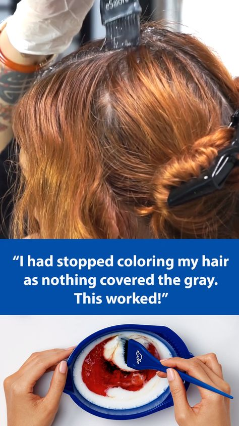 Ditch the generic drugstore box and try this new DIY hair color: