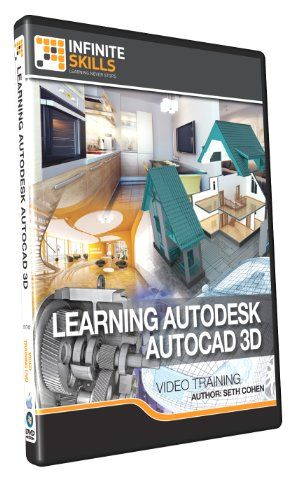 Learning Autodesk Autocad 3d Training Dvd Rekomande Autocad Software Design Autodesk