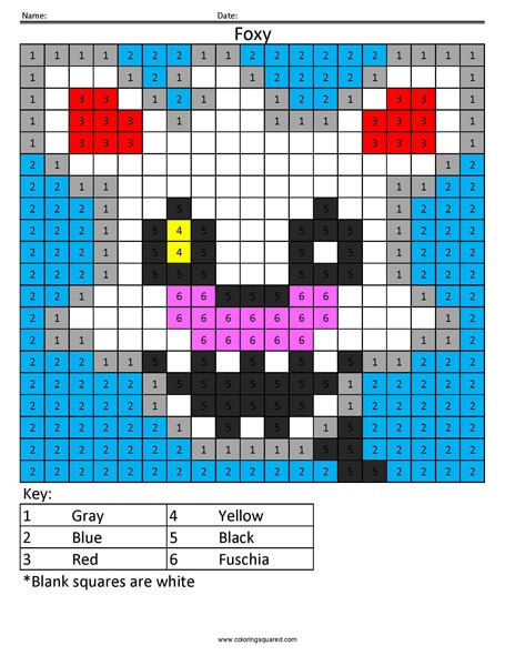Fnaf Coloring Pages Fnaf Coloring Pages Coloring Pages