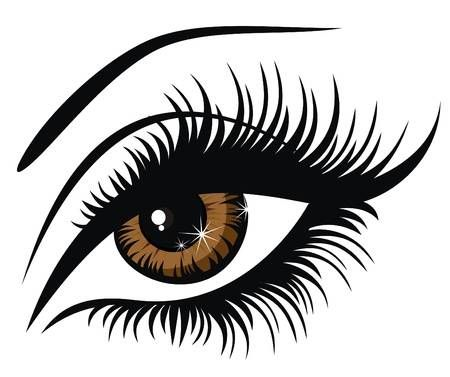 123rf Millions Of Creative Stock Photos Vectors Videos And Music Files For Your Inspiration And Projects Eyes Artwork Eyes Clipart Eyelashes