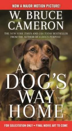 A Dog S Way Home Movie Tie In By W Bruce Cameron Mass Market