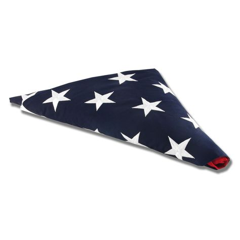 American Flag 8ft x 12ft Sewn Nylon by Valley Forge Flag