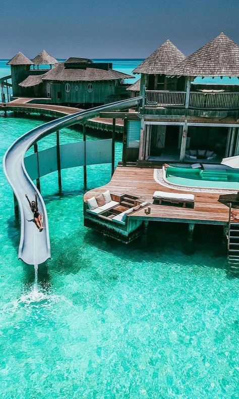 20 Amazing Hotels In Striking Locations You Must Visit - Travel Den Vacation Places, Vacation Destinations, Dream Vacations, Dream Vacation Spots, Romantic Vacations, Beautiful Places To Travel, Cool Places To Visit, Places To Go, Beste Hotels