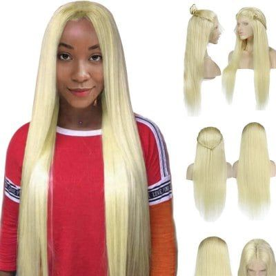 Long Middle Part Braided Straight Lace Front Synthetic Wig Halloween Price 81 89 Characters Brand New With High Qual Wigs Leaf Skirt Wigs Hair Extensions