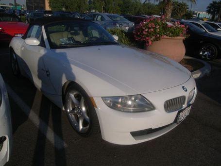 2006 Bmw Z4 3 0si In Los Angeles Ca 9658869 At Carmax