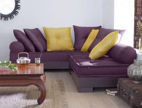 REIKO chauffeuse en tissu - Habitat | furniture | Pinterest ...