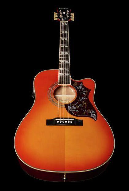 Epiphone Hummingbird Performer Pro Fcb Epiphone Acoustic Guitar Guitar