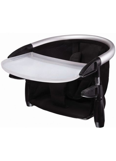 Phil And Teds Lobster Hock On Portable Highchair Black Ted