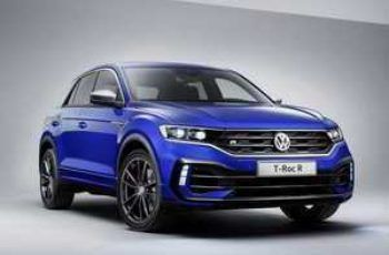 2020 Volkswagen T Roc R Powerful And Modern Provides The Latest Information About Bmw Cars Release Date Redesign And Rumors In 2020 Volkswagen New Upcoming Cars Suv