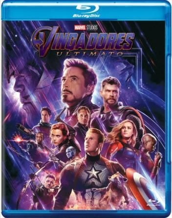 Blu Ray Vingadores Ultimato The Walt Disney Company Brasil