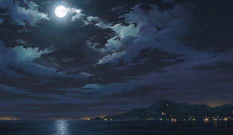 Blue Moon Bilder Blue Moon Fantasy Abstract Background