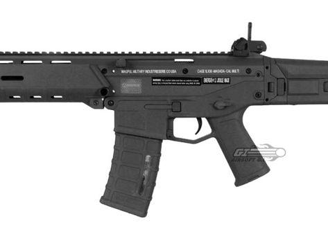 Acr Airsoft Gun a&k magpul masada acr carbine aeg airsoft rifle (black) | guns