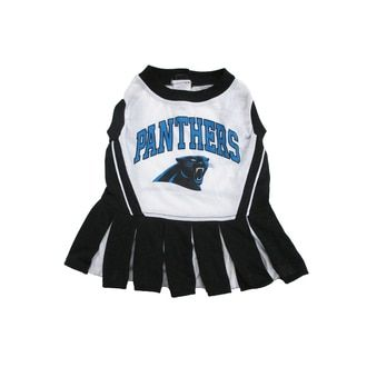 Carolina Panthers NFL Football Pet Cheerleader Outfit  87ddc047f