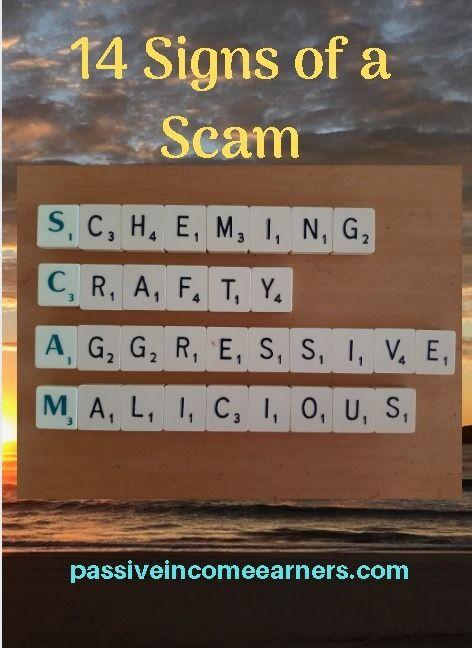 Scam Identification