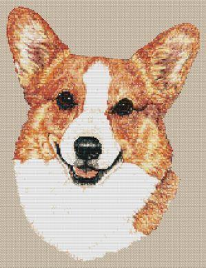 Corgi Cross Stitch Pattern Corgi Cross Cross Stitch Animals