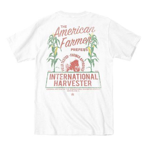 8822e36c2c58 Farmall Case IH Magnum Pocket Tee - Black - Mills Fleet Farm | Men's  Clothing | Mens tees, Mens tops, Tractor supplies