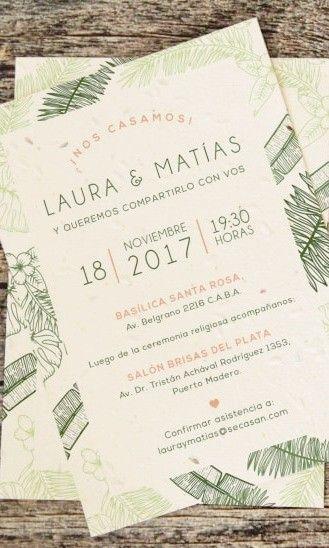 5 Puntos Imprescindibles Para Elegir Las Invitaciones De Casamiento Texto Invitaciones De Boda Tarjeta De Invitacion Boda Invitaciones De Boda Digitales