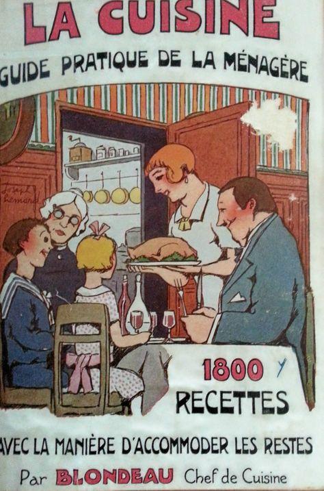 Livre De Cuisine Familiale De Mes Parents Annees 1940