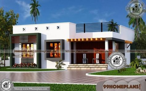 One Floor House Plans 90 House Front Elevation Simple Designs