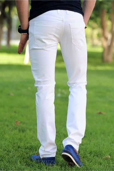 Erkek Denim Erkek Kot Pantolon Beyaz Desenli Abiye Aksesuar Bayangiyim Kislik Deri Elbise Dugun Cool Armine Erkek Kot Pantolon Erkek Kot Pantolon
