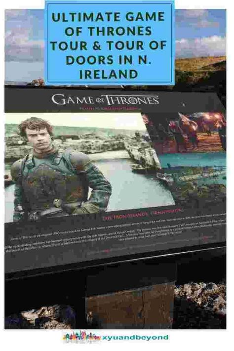 Ultimate Game Of Thrones Locations Ireland Itinerary