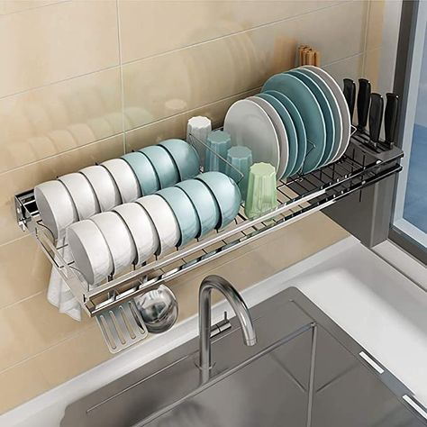 77 Organizers And Dish Drainers Ideas In 2021 Dish Drainers Dish Rack Drying Dish Racks