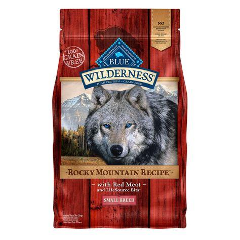 Blue Buffalo Wilderness Rocky Mountain Recipe Grain Free Small