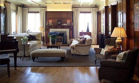 Interior Design Edwardian House Berkshire England