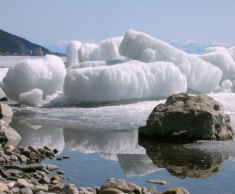 Stunning Lake Baikal. Siberia, Russia.