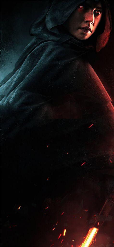 star wars the rise of skywalker 2019 rey Wallpaper