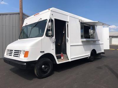 1994 Chevy Food Truck Dallas Texas 1994 Chevrolet P30 Catering Food Truck For Sale New Ref Food Truck For Sale Used Food Trucks Food Truck Design Interior