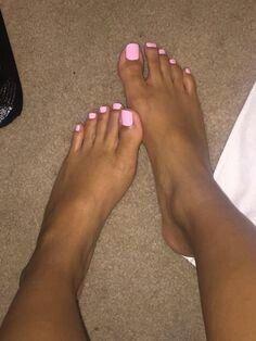 light skin feet