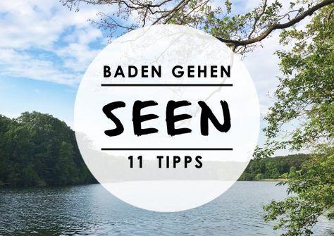 ღღ Klick auf den Pin, um einen Überblick über die schönsten Badeseen in und um Berlin zu erhalten.
