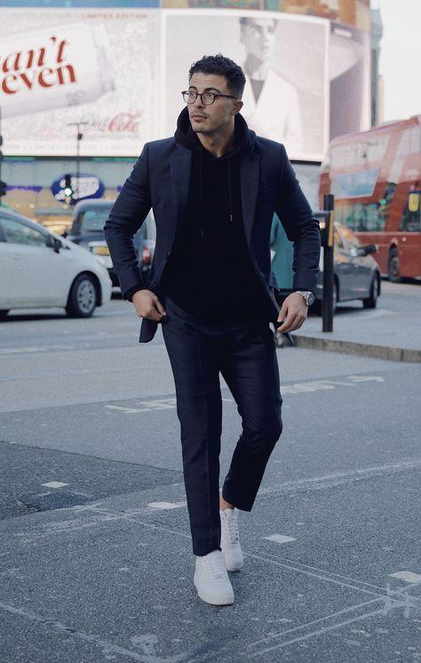 Picks by khaleel | men's fashion + travel junkie | minimalist + coffee guy for Trendy Outfits Men: trendy mens fashion|trendy mens streetwear|casual trendy mens fashion summer|trendy mens fashion winter|trendy mens fashion fall|trendy mens fashion spring|classy trendy mens fashion|trendy mens fashion 2019|mens fashion trends 2019|mens fashion trends casual|mens fashion trends summer fits|mens fashion trends sweaters|mens fashio... #combo #Hoodie #Mens casual outfits #suit #Swipe #Winter